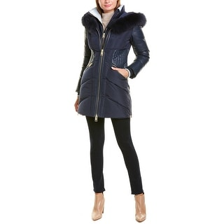 Link to Series By Nicole Benisti Courvechal Down Coat Similar Items in Women's Outerwear