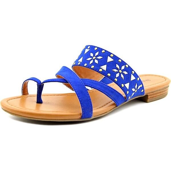 Style & Co Behati Women Dark Ocean Sandals