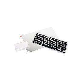 "Iogear Gksmp15 15"" Macbook Pro Retina Keyboard Skin And Screen Protector"