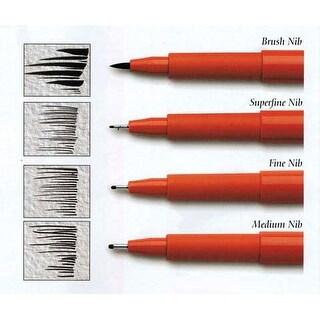 Faber-Castell - PITT Artists' Pen - Superfine - Black