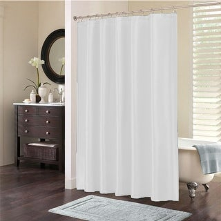 Link to Lauren Taylor -Waterproof Fabric Shower Curtain Liner Similar Items in Shower Curtains