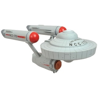 Star Trek U.S.S. Enterprise Ncc-1701 Minimates Ship - multi