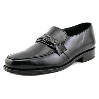 Florsheim Richfield Men 3E Round Toe Leather Black Loafer