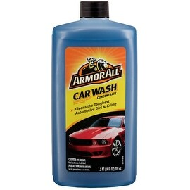 Armor All Car Wash Concentrated Liquid 24 oz