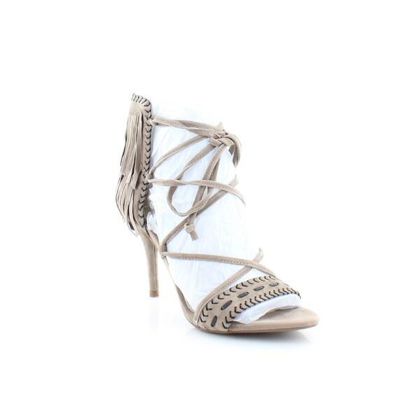 Jessica Simpson Mareya Women's Heels Warm Taupe