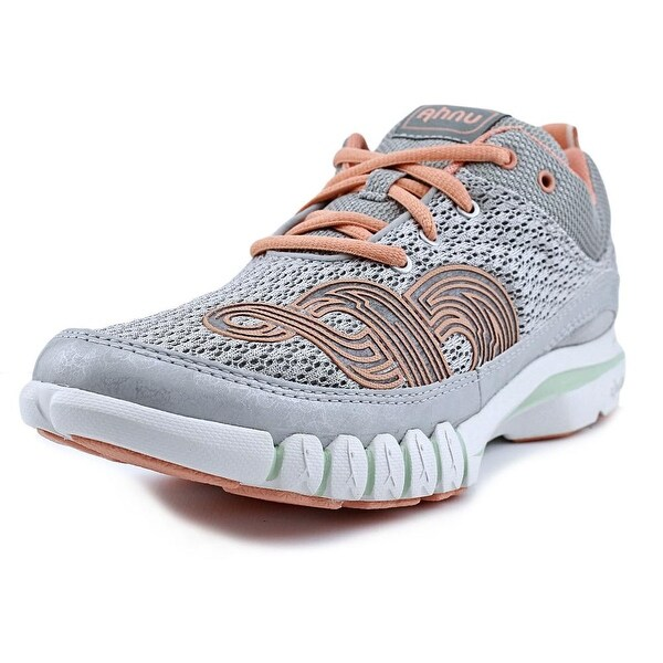 Ahnu Yoga Flex Round Toe Canvas Running Shoe