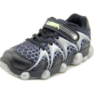 Stride Rite Leepz W Round Toe Leather Walking Shoe