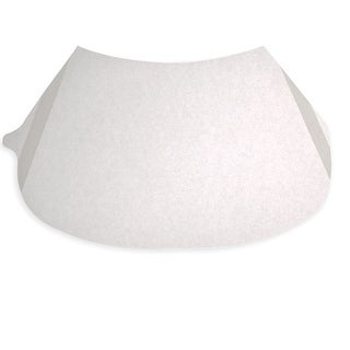 Honeywell 702028 Opti-Fit Full Face Respirator Clear Lens Cover, 25 Each
