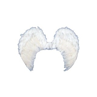 Feather Angel Wings
