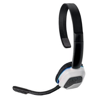 PDP White Wired Headset Afterglow LVL1 For Sony PlayStation 4 PS4