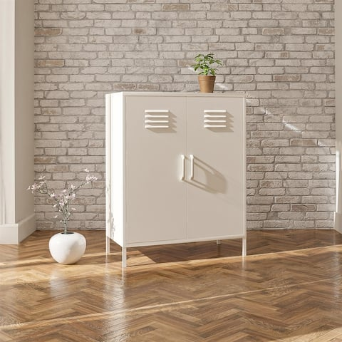 Avenue Greene Bonanza 2 Door Metal Locker Storage Cabinet