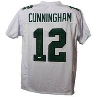 7a65d60525d Shop Randall Cunningham Autographed Philadelphia Eagles Custom Size ...