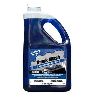 Gunk TW64 Tough Series Truck Wash, 64 Oz
