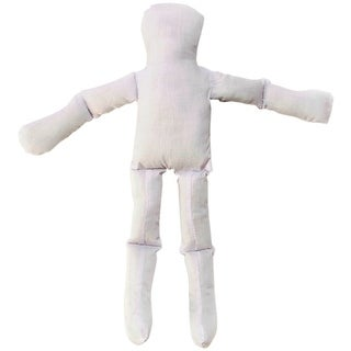 "Muslin Doll 18""-Natural Color"