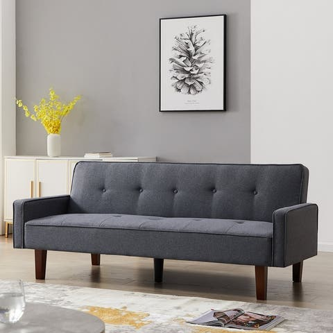 Buy Square Arms Sofas Couches Online At Overstock Our Best Living Room Furniture Deals