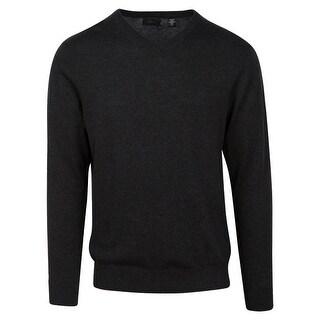 Greg Norman Luxury Blend V-Neck Sweater