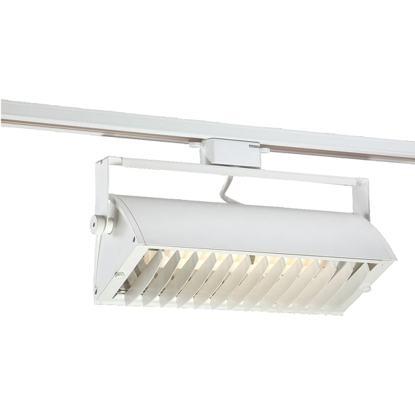 Eurofase Lighting 23355 Rectangular Modular Track Head White N A Free Shipping Today 12989473