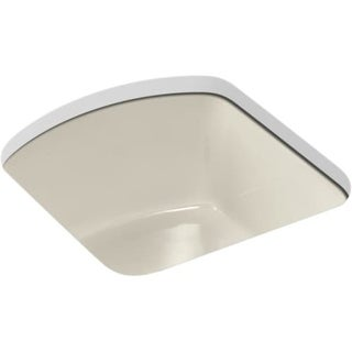 "Kohler K-5848 Napa 18-3/4"" Cast Iron Undermount Bar Sink"