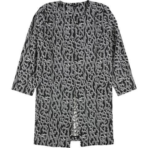 Alfani Womens A-Line Jacket