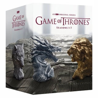 Game of Thrones: Complete Seasons 1-7 - 7 Disc Box Set - DVD