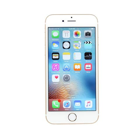 Apple iPhone 6S 16GB Gold - Fully Unlocked (Refurbished)