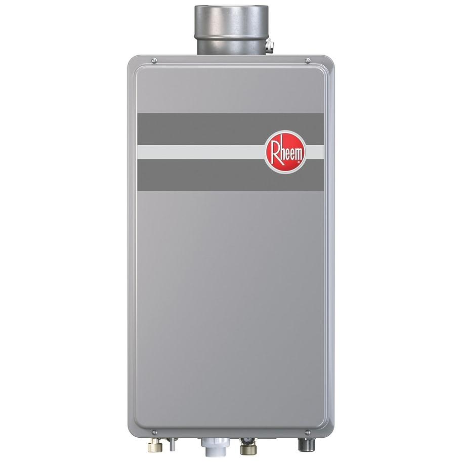 Rheem RTG-70DVLN-1 7 GPM 150000 BTU 120 Volt Natural Gas Whole House