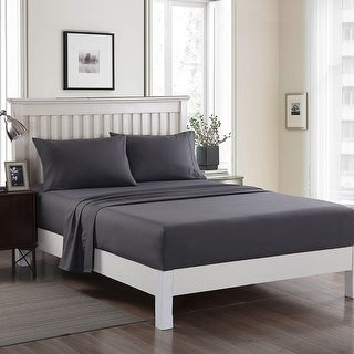 Link to Luxury 4 Piece Deep Pocket Bed Sheet Set Similar Items in Bed Sheets & Pillowcases