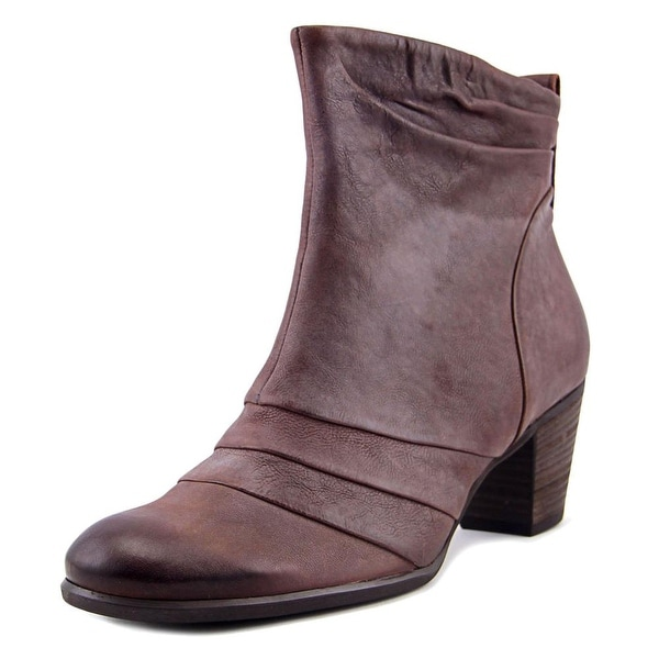 3ccfde3970b9f0 Gabor 15.780 Round Toe Leather Ankle Boot. Click to Zoom. Thumbnail ...