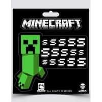 Minecraft Creeper SSSsss Sticker - multi
