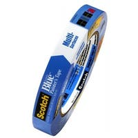 3m  .75 in. Scotch Safe-Release Painters Masking Tape Painted & Glass