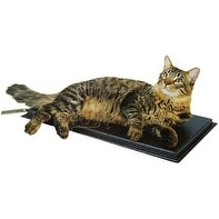 K&H Manufacturing KH3093 Outdoor Heated Kitty Pad - 12.5 X 18.5