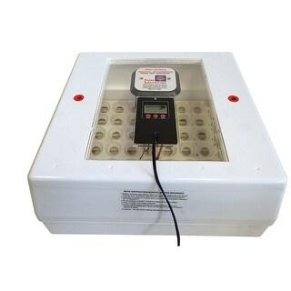 Farm Innovators 4250 Digital Circulated Air Incubator with Automatic Egg Turner