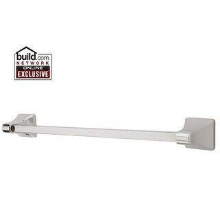 "Pfister BTB-FE2 Park Avenue Towel Bar 24"" with Concealed Mountings"