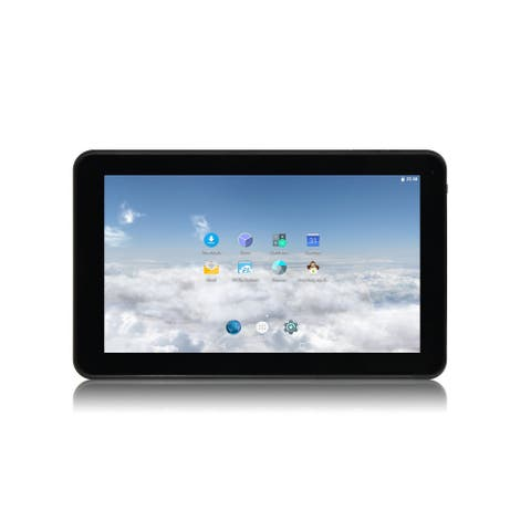 "1060TPC-K 10.1"" Quad Core, 1GB/16GB Android Tablet w/ Keyboard Case"