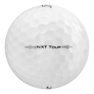 120 Titleist NXT Tour - Near Mint (AAAA) Grade - Recycled (Used) Golf Balls