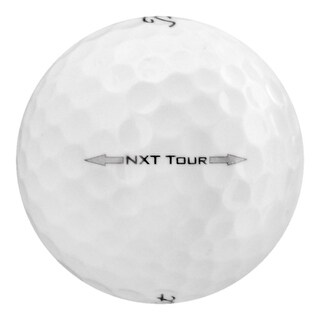 72 Titleist NXT Tour - Mint (AAAAA) Grade - Recycled (Used) Golf Balls