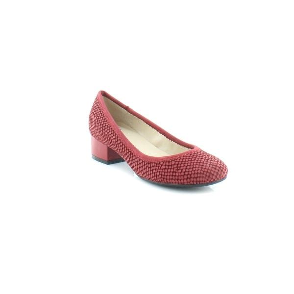 Isaac Mizrahi Live! Kerry2 Women's Heels Red Multi - 5