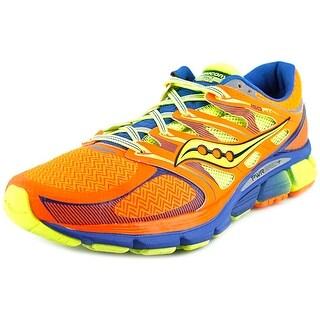 Saucony Zealot ISO Women Round Toe Synthetic Orange Sneakers
