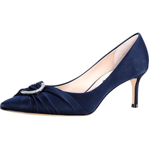 Shop Nina Womens Sue Pointed Toe Heels