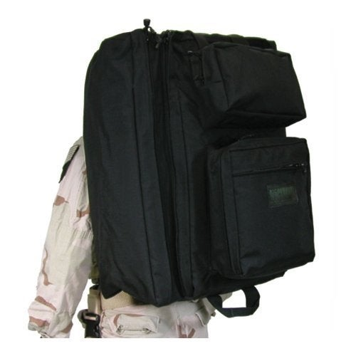 Blackhawk Divers Travel Bag With Wheels Black 21DT03BK