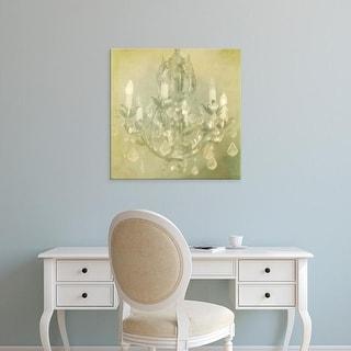 Easy Art Prints Jennifer Jorgensen's 'Fancy II' Premium Canvas Art
