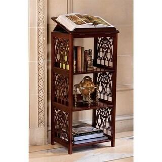 THOMAS AQUINAS BOOK STAND DESIGN TOSCANO books bookstands st. thomas aquinas
