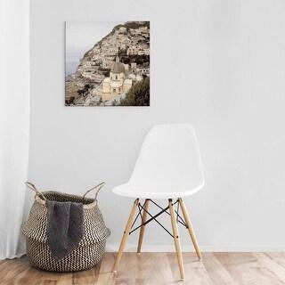 Easy Art Prints Alan Blaustein's 'Positano #2' Premium Canvas Art