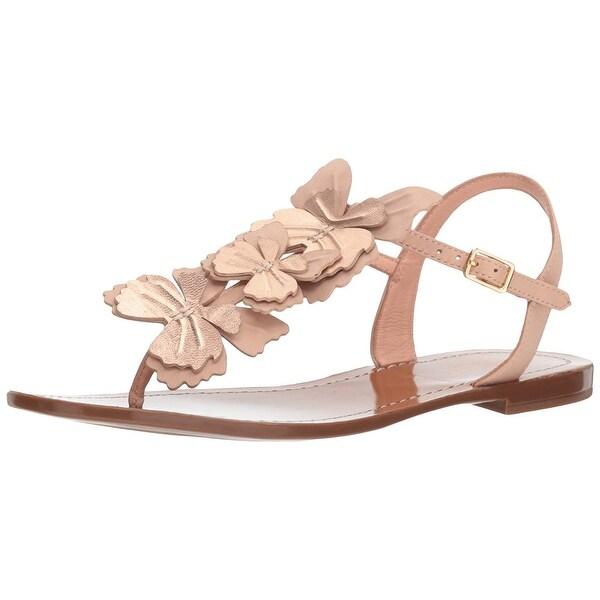 bb183648eb3c Shop Kate Spade New York Women s Celo Sandal - pale pink nappa - 6 ...