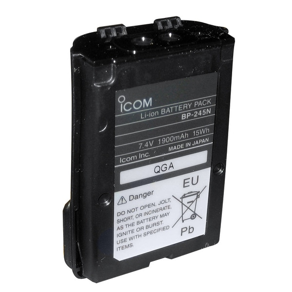 Icom Li-Ion Battery f/M72