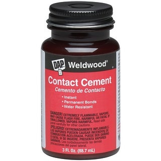 Dap Contact Cement-3Oz