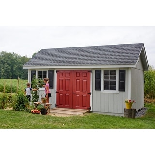 Link to 10x18 Fairmont Shed Kit Similar Items in Storage & Organization