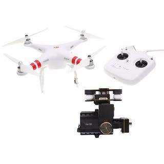 DJI Phantom 2 Quadcopter v2.0 with Zenmuse H4-3D Gimbal Kit|https://ak1.ostkcdn.com/images/products/is/images/direct/a3f79ea6c3f49776640ef70befd16c71aa67cd32/DJI-Phantom-2-Quadcopter-v2.0-with-Zenmuse-H4-3D-Gimbal-Kit.jpg?impolicy=medium