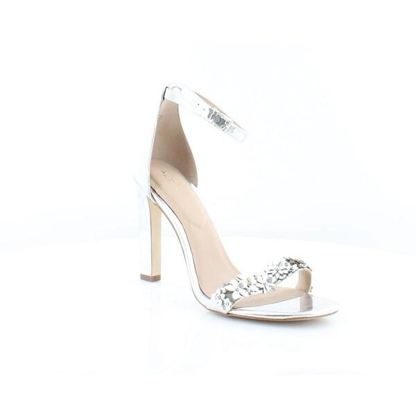 Aldo Mila Women's Heels Silver