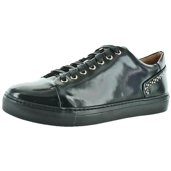Donald J Pliner Alben Men's Fashion Leather Sneakers